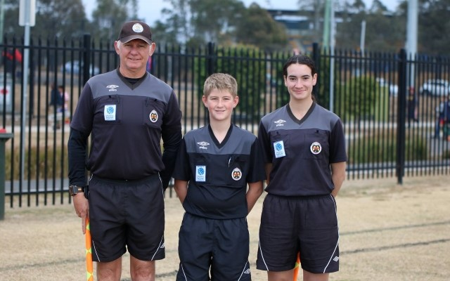 Blacktown Referees Taking Registrations Now